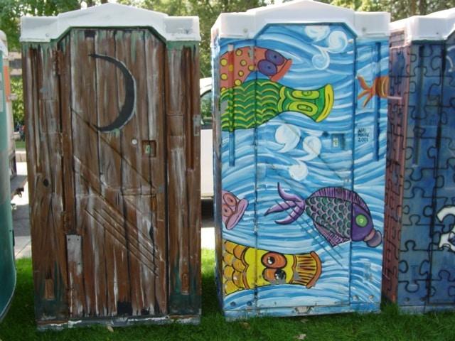 spokane designer porta potties